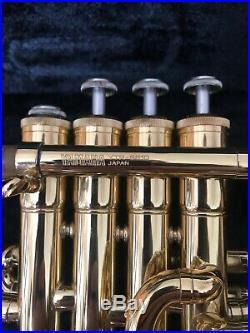 Yamaha Piccolo Bb/A Trumpet (YTR 6810)