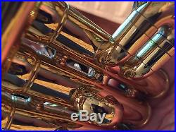 Yamaha Piccolo Trumpet 6810 Professional Bb/A