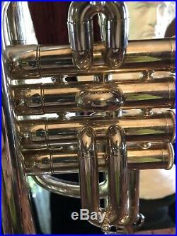 Yamaha Piccolo Trumpet YTR 6810s