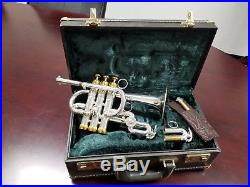 Yamaha Piccolo Trumpet YTR 9820