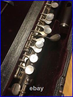 Yamaha Piccolo YPC-81 Handcraft Model genuine hard case musical instrument used