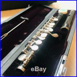 Yamaha Piccolo YPC-81 Used Item From Japan Music Instrument from Japan