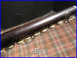 Yamaha YPC62 62 Grenadilla Wood AMAZING condition Gently Used Piccolo No Case