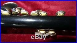 Yamaha YPC-32 Piccolo Flute Serial 62691 Made in Japan
