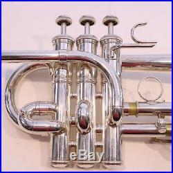 Yamaha YTR-9825 Custom Series Bb/A Piccolo Trumpet MINT CONDITION