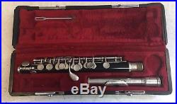 Yamaha Ypc35 Piccolo In Good Playing Condition 13505