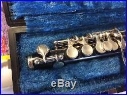 Yamaha Ypc 31 Ottavino Piccolo Flute Ex Ypc 32