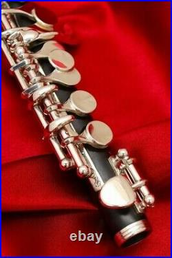 Yamaha Ypc-82 Used Piccolo Made Of Tube Granadilla Flute Specialty Store Lounge