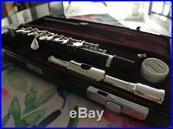 Yamaha piccolo flute model Ypc 32