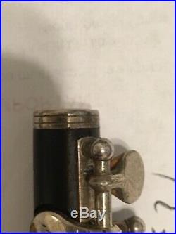 Yamaha piccolo wood plated model PC61